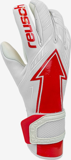 REUSCH Handschuh in rot / weiß, Produktansicht