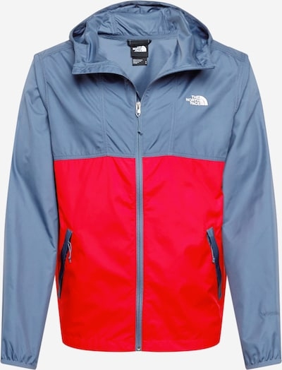 THE NORTH FACE Tussenjas 'Cyclone' in de kleur Navy / Rood, Productweergave