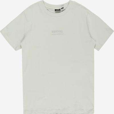 LMTD Shirt 'Victor Flor' in de kleur Grijs, Productweergave