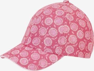 STERNTALER Cap in Pink