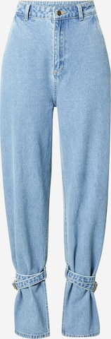 Hoermanseder x About You Jeans 'Abby' in Blue