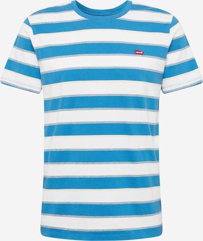 LEVI'S Tričko - nebeská modř / pastelově žlutá / červená / bílá, Produkt