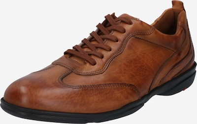 LLOYD Chaussure de sport à lacets 'Bern' en marron, Vue avec produit
