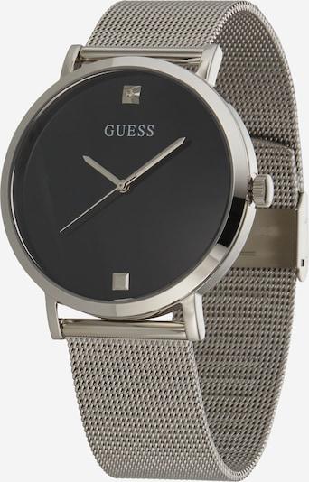 Analoginis (įprasto dizaino) laikrodis 'SUPERNOVA' iš GUESS , spalva - juoda / sidabrinė, Prekių apžvalga