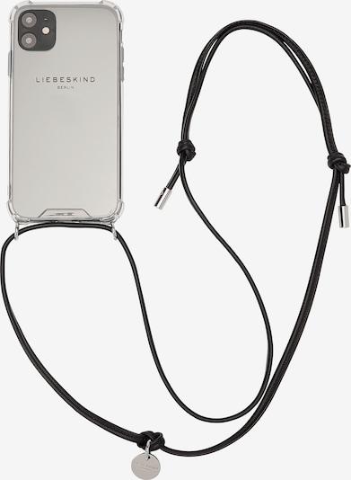 Liebeskind Berlin Handyhülle 'iPhone 11' in schwarz, Produktansicht