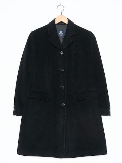 BURBERRY Wollmantel in XL in schwarz, Produktansicht