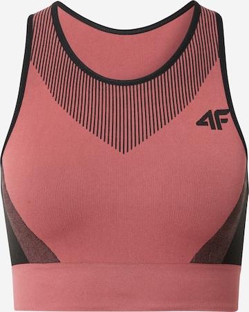 4F Spordirinnahoidja, värv roosa