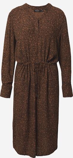 SOAKED IN LUXURY Robe 'Zaya' en marron / noir, Vue avec produit