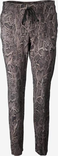 Cambio Leggings in de kleur Grijs / Lichtgrijs, Productweergave