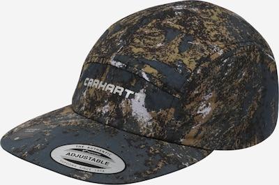 Carhartt WIP Gorra 'Terra' en gris oscuro / mezcla de colores, Vista del producto