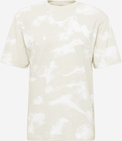 Only & Sons T-Krekls, krāsa - bēšs / balts, Preces skats