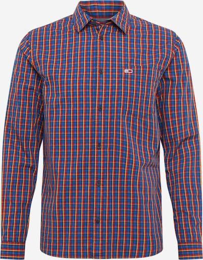 Tommy Jeans Hemd in navy / mischfarben, Produktansicht