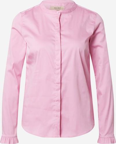 MOS MOSH Blouse 'Mattie' in de kleur Pink, Productweergave