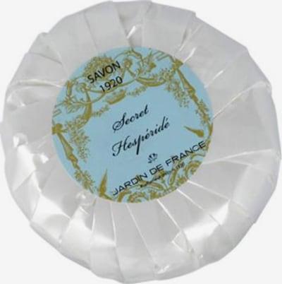 Jardin de France Soap 'Secret Hespéridé' in Mint / Pearl white, Item view