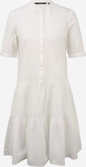 Vero Moda Tall Robe-chemise 'VMDELTA' en blanc, Vue avec produit