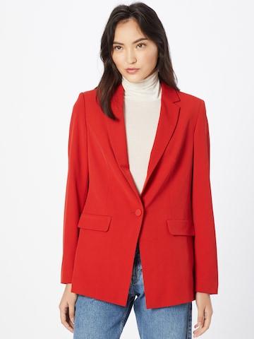 COMMA Blazer in Red