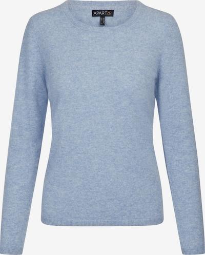 APART Cashmere Rundhalspullover aus hochwertigem Cashmere in hellblau, Produktansicht