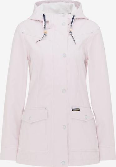 Schmuddelwedda Veste fonctionnelle en rose pastel, Vue avec produit