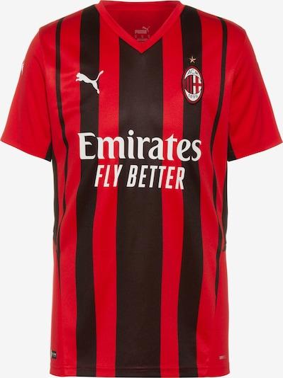 PUMA Trikot 'AC Mailand' in rot / schwarz / weiß, Produktansicht