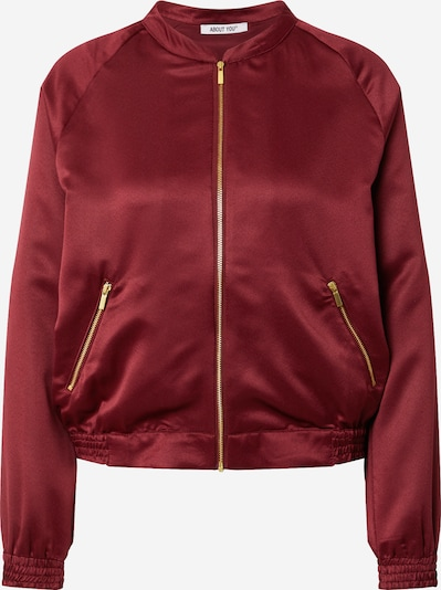 ABOUT YOU Between-season jacket 'Chani' in Bordeaux, Item view