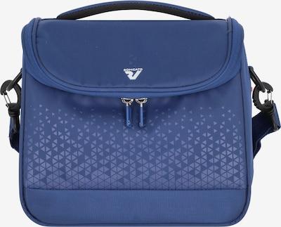 Roncato Kulturtasche 'Crosslite' in blau, Produktansicht