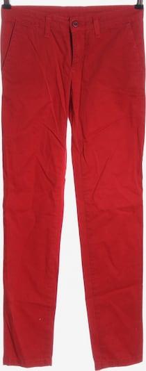 Carhartt WIP Hüftjeans in 22/32 in rot, Produktansicht
