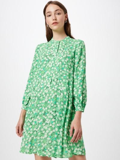 Whistles Kleid in grün / mischfarben, Modelansicht