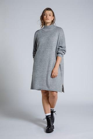 Studio Untold Gebreide jurk in Grijs