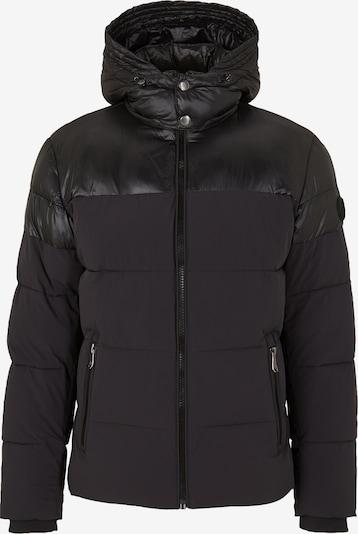 JOOP! Jeans Winterjas 'Joshas' in de kleur Zwart, Productweergave