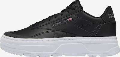 Sneaker low ' Club C Double GEO' Reebok Classics pe negru / alb, Vizualizare produs