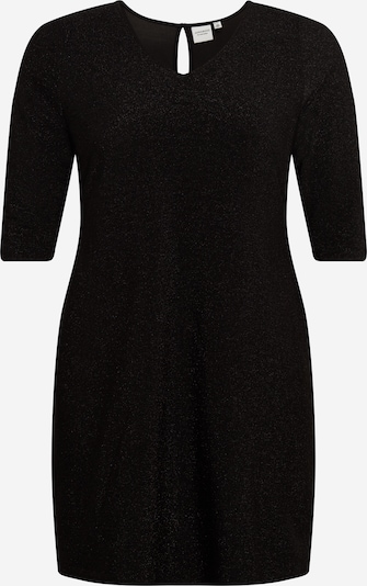 Junarose Kleid 'Sakina' in schwarz, Produktansicht