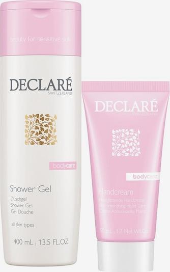 Declaré Set 'Body Care' in weiß, Produktansicht