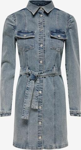 ONLY Kleid 'Inc Monica' in Blau
