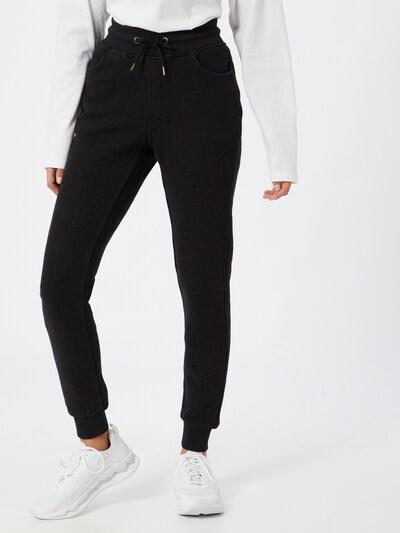 recolution Hose in schwarzmeliert, Modelansicht