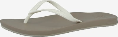 REEF Strandschuh 'Stargazer' in weiß, Produktansicht