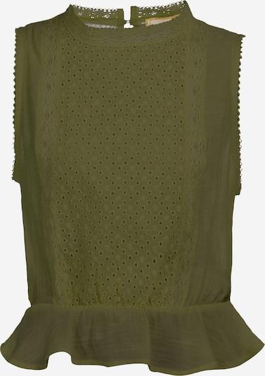 MYMO Bluse in khaki, Produktansicht