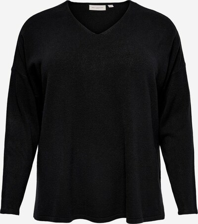 ONLY Carmakoma Sweater 'AMALIA' in black, Item view