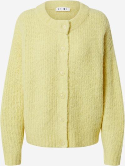EDITED Cárdigan 'Thassia' en amarillo, Vista del producto