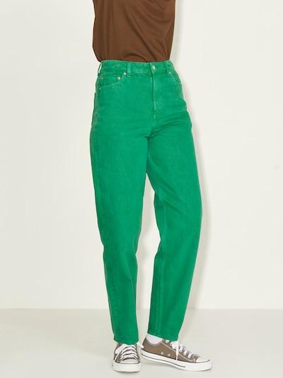 JJXX Jean 'Lisbon' en vert, Vue avec modèle