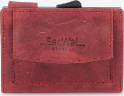 SecWal Geldbörse in rot, Produktansicht