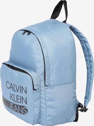 Calvin Klein Jeans Seljakott, värv sinine