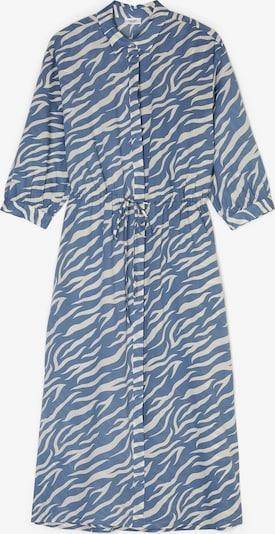 Marc O'Polo DENIM Robe-chemise en crème / bleu fumé, Vue avec produit