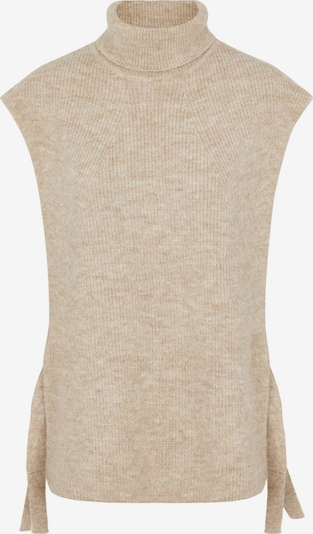 Y.A.S Pullover 'Marina' in camel, Produktansicht