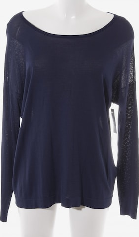 (The Mercer) NY Top & Shirt in M in Blue