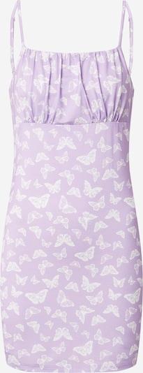 SHYX Kleid 'Suki' in flieder / weiß, Produktansicht