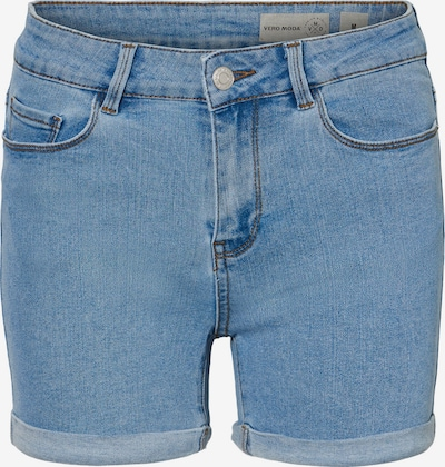 VERO MODA Shorts 'VMHOT SEVEN' in blue denim, Produktansicht