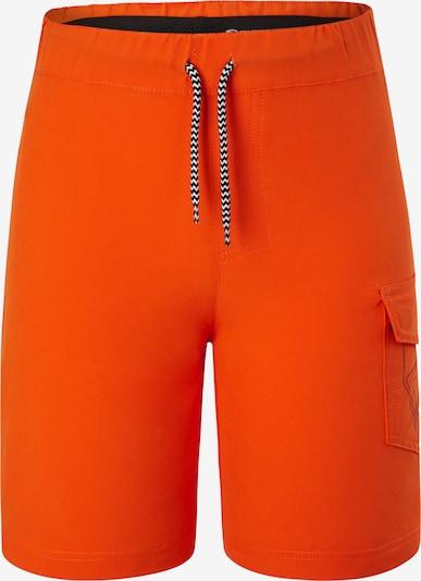 ZIENER Fahrradshorts 'NISAKI X-FUNCTION' in orange, Produktansicht