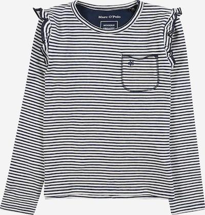 Marškinėliai iš Marc O'Polo Junior , spalva - tamsiai mėlyna / balta, Prekių apžvalga