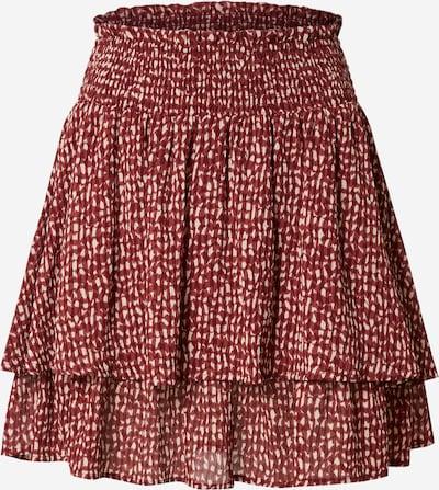 EDITED Sukňa 'Magnolia' - zmiešané farby / červená, Produkt
