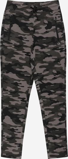GAP Hose in greige / schwarz / schwarzmeliert / weiß, Produktansicht